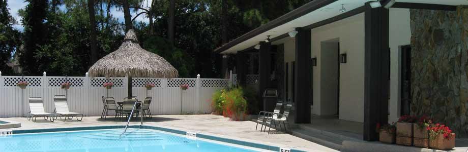 Sugar Creek Pool House